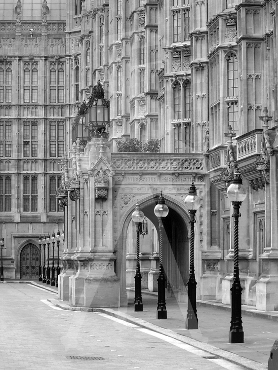 London - British Parliament