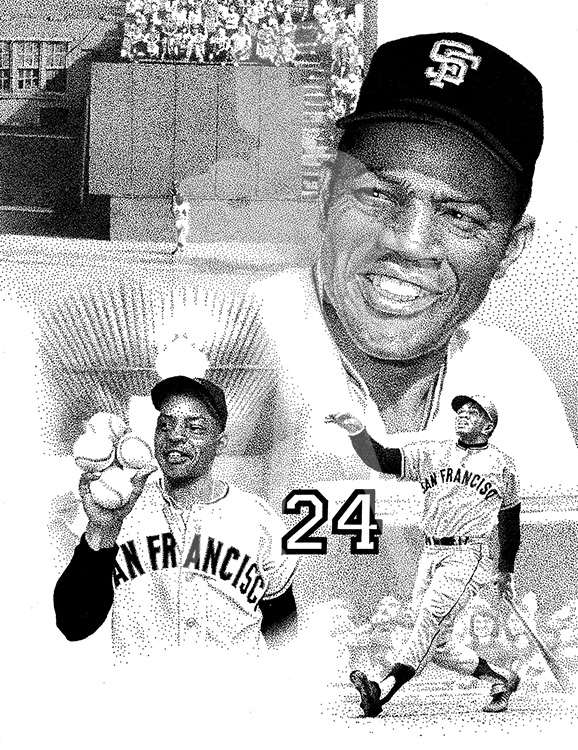 a biography of willie howard mays jr or the say hey kid